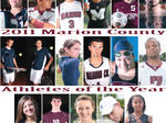 2011 Athletes of the Year