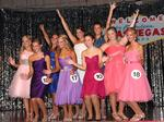 Distinguished Young Woman - Glitter group