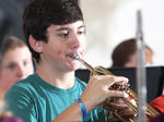 Middle School Band at WMES