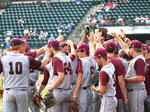 BASSEBALL STATE TOURNEY SEMIFINALS: MCHS vs. SIMON KENTON