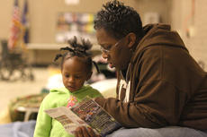 "<div class=""source"">Stephen Lega</div><div class=""image-desc"">Leycia Porter and her daughter, Sarah (then 2), were among the county residents who stayed at the shelter set up at Centre Square. </div><div class=""buy-pic""><a href=""http://web2.lcni5.com/cgi-bin/c2newbuyphoto.cgi?pub=015&orig=02-19-14_ice_storm_remembered_pic_4.jpg"" target=""_new"">Buy this photo</a></div>"