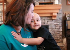 "<div class=""source"">Stephen Lega</div><div class=""image-desc"">Parker Thompson, 4, is this year's St. Baldrick's Ambassador Child. He is pictured with his mother, Wendy Thompson.</div><div class=""buy-pic""><a href=""http://web2.lcni5.com/cgi-bin/c2newbuyphoto.cgi?pub=015&orig=03-12-14_st_baldricks_ambassador_pic_1.jpg"" target=""_new"">Buy this photo</a></div>"