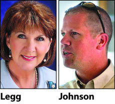 """<div class=""""source""""></div><div class=""""image-desc"""">Hilda Legg of Somerset and Bill Johnson of Elkton are competing to become the Grand Old Party's candidate for Secretary of State in the May 24 primary election.</div><div class=""""buy-pic""""></div>"""