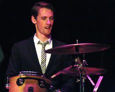 "<div class=""source"">Stevie Lowery</div><div class=""image-desc"">Mitch Furr plays the drums. </div><div class=""buy-pic""><a href=""/photo_select/34459"">Buy this photo</a></div>"
