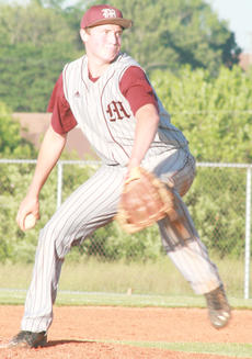 """<div class=""""source"""">Casey Sowers</div><div class=""""image-desc"""">Satchel Spalding throws a pitch against Adair County May 19 in the 20th District tournament at Marion County High School.</div><div class=""""buy-pic""""><a href=""""/photo_select/42097"""">Buy this photo</a></div>"""