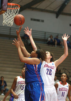 "<div class=""source"">Stephen Lega</div><div class=""image-desc"">Logan Powell puts up a shot against Brooke Todd of P.L. Dunbar.</div><div class=""buy-pic""><a href=""/photo_select/27919"">Buy this photo</a></div>"