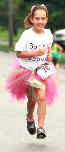 "<div class=""source"">Nick Schrager</div><div class=""image-desc"">Josie Followell runs with a smile during last year's Back Tutu School 2.2-mile Family Fun Run/Walk. </div><div class=""buy-pic""><a href=""/photo_select/35865"">Buy this photo</a></div>"