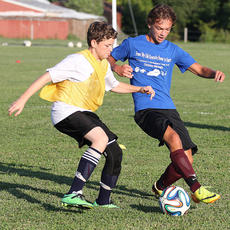 "<div class=""source"">Nick Schrager</div><div class=""image-desc"">Curt and Noah Spalding battle it out in a recent Marion County boys soccer scrimmage.  </div><div class=""buy-pic""><a href=""/photo_select/36211"">Buy this photo</a></div>"