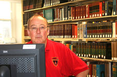 """<div class=""""source""""></div><div class=""""image-desc"""">In an effort to forever honor Terry Ward, St. Catharine College is currently working to have the Hundley Library Information Desk named in honor and in memory of him. The Sept. 3 Marion County Circle of Friends event at Myrtledene will be focused on this initiative. For more information, to RSVP or to make a pledge or donation, contact Molly Smith at 859-336-7707 or James Spragens at 270-692-2223.</div><div class=""""buy-pic""""></div>"""