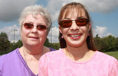 """<div class=""""source"""">Stephen Lega</div><div class=""""image-desc"""">Angela Adkins, right, is pictured with her mother, Hope Mattingly.</div><div class=""""buy-pic""""><a href=""""http://web2.lcni5.com/cgi-bin/c2newbuyphoto.cgi?pub=015&orig=09-12-12%2Bovercoming%2Bobstacles-adkins%2Bpic%2B2.jpg"""" target=""""_new"""">Buy this photo</a></div>"""