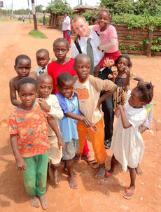 """<div class=""""source"""">Photo submitted</div><div class=""""image-desc"""">Josh Cook of Lebanon recently completed a two-year mission trip to Malawi and Zambia.</div><div class=""""buy-pic""""></div>"""