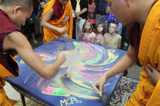 "<div class=""source"">Nick Schrager</div><div class=""image-desc"">After working on a mandala sand painting for four days, the monks performed  a destruction ritual Friday afternoon at the library.</div><div class=""buy-pic""><a href=""http://web2.lcni5.com/cgi-bin/c2newbuyphoto.cgi?pub=015&orig=10-16-13_monks-destruction_photo_4.jpg"" target=""_new"">Buy this photo</a></div>"
