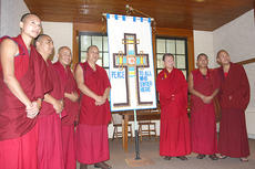 "<div class=""source"">Stephen Lega</div><div class=""image-desc"">The Tibetan Buddhist monks pose for a picture during a stop at the Loretto Motherhouse on Saturday.</div><div class=""buy-pic""><a href=""http://web2.lcni5.com/cgi-bin/c2newbuyphoto.cgi?pub=015&orig=10-16-13_monks-stephen_pic_6.jpg"" target=""_new"">Buy this photo</a></div>"