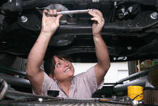 """<div class=""""source"""">Stephen Lega</div><div class=""""image-desc"""">Mary Michael Townley has been working on cars with her sister for more than two decades. </div><div class=""""buy-pic""""><a href=""""/photo_select/30518"""">Buy this photo</a></div>"""