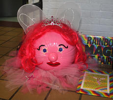 "<div class=""source"">Stevie Lowery</div><div class=""image-desc"">The Rainbow Fairy pumpkin had her own wand, tiara and wings. </div><div class=""buy-pic""><a href=""/photo_select/30710"">Buy this photo</a></div>"