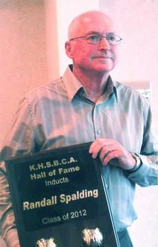 """<div class=""""source"""">Photo submitted</div><div class=""""image-desc"""">Umpire Randall Spalding is in the Kentucky high school baseball hall of fame.</div><div class=""""buy-pic""""></div>"""