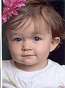 """<div class=""""source""""></div><div class=""""image-desc"""">Daisy Jade Bohannon celebrated her 1st birthday May 13, 2011. She is the daughter of James and Mindy Bohannon and the granddaughter of Mitchell and Gail Cambron and Devonne and Jesse Carroll Bohannon Jr. She has two brothers, Cambron Hunter Lee and James Cameron Bohannon. Her great-grandparents are Dorothy Cambron and the late Lee Cambron, Sarah Moore and the late Raymond Moore and the late Jesse Carroll and Evelyn Bohannon.</div><div class=""""buy-pic""""></div>"""