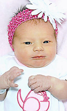 """<div class=""""source""""></div><div class=""""image-desc"""">Jerry and Erica Bartley of Springfield announce the birth of a 6-pound, 5-ounce daughter, Clara Lynn Bartley, born July 24, 2011, at Spring View Hospital, Lebanon. Maternal grandparents are Debbie and Danny Humes of Springfield. Paternal grandparents are Jerry and Janice Bartley of Springfield. Great-grandparents are Raymond and Ruby Humes and Bernard and Hattie Spalding, all of Springfield. Clara Lynn has one brother, Tyler Bartley.</div><div class=""""buy-pic""""></div>"""