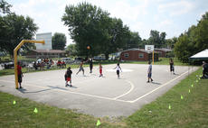 "<div class=""source"">Nick Schrager</div><div class=""image-desc"">A younger group of children play basketball in the rising heat during the fifth annual Dirt Bowl Aug. 2-3 at Cleaver Court in Lebanon.</div><div class=""buy-pic""><a href=""/photo_select/36233"">Buy this photo</a></div>"