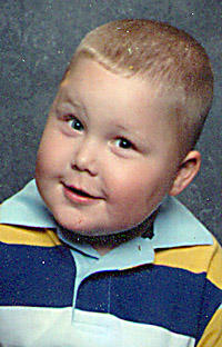 """<div class=""""source""""></div><div class=""""image-desc"""">Michael Kyle Clarkson will celebrate his 5th birthday on April 13, 2012. He is the son of Michael Wayne and Cindy Clarkson of Bradfordsville. His grandparents are Bobby Joe and Judy Clarkson of Bradfordsville, Jimmie Raley of Lebanon and Mary Linda Raley of Bradfordsville. His great-grandmother is Ruth Richardson of Bradfordsville. He has a sister, Tiffany Jo Clarkson.</div><div class=""""buy-pic""""></div>"""