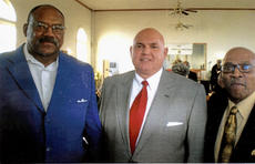 "<div class=""source"">Photo submitted</div><div class=""image-desc"">Pictured, from left, are Lebanon Police Chief Joe Bell, Lebanon Mayor Gary Crenshaw, and Pastor Tommy Calhoun.</div><div class=""buy-pic""></div>"
