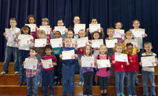 """<div class=""""source"""">Photo submitted</div><div class=""""image-desc"""">Students of the Month for November at Glasscock Elementary School are, front row, from left, Aiden Phillips, Jay Patel, Nicholas Orberson, Skyler Redfern, Laura Thomas, Kaileigh Ervin, Kyleeia Hayden and Bailey Jeffries; second row, Brenda Santos, Alexis Wheeler, Cory Hall, Shelby Mattingly, Kelsey Eads, Aubrey Mealey, Wesley Mattingly and Nicholas Martin; back row, Alex Cooper, Jayla Cowherd, Alivea Peake, Skylar Maddox, Mariella Curtis, Nathan Hunt, Autumn McCarty and Nicole Hill. Not pictured are Christina Mattingly and Lillian Detillion. Parent Volunteers of the Month are Theresa Downs and Candi Pittman. Staff Members of the Month are Sherry VanWhy and Kim Mudd. </div><div class=""""buy-pic""""></div>"""