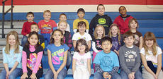 """<div class=""""source""""></div><div class=""""image-desc"""">Glasscock Elementary School Students of the Month for January 2011 are, front row, from left, Megan Pinkston, Fernanda Reyes, Talena Brown, Crystal Leedom, Kazuma Komura, Elijah Thomas and Sarah Followell; second row, Devon Deering, Aryauna Sierp, Olivia Ibarra, Belle Elder, Gracie Bradshaw and Ciara Brady; back row, Grant Brown, Joey Coon, A.J. Pirkle, Ryu Komura, Trevor Mudd and Jay VanCleave; and not pictured are Morgan Garrett and Lynette Cheser. JoMarie Adams is Parent Volunteer of the Month and Staff Members of the Month are Lee Morgeson and Sarah Martin.</div><div class=""""buy-pic""""></div>"""