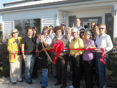 "<div class=""source"">Photo submitted</div><div class=""image-desc"">The Marion County Chamber of Commerce hosted a 10-year celebration ribbon cutting at Missy's Out of the Way Café on Thursday, Oct. 21. Missy's is located at 860 Horseshoe Bend Road in Raywick. The restaurant is open Wednesday through Saturday for dinner 5 p.m. to 10 p.m. Please call for additional information, (270) 692-4892.</div><div class=""buy-pic""></div>"