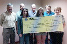 """<div class=""""source"""">Photo submitted</div><div class=""""image-desc"""">Ann Courtney Thompson was recently presented with a $500 scholarship from the Lebanon Kiwanis Club. She is the daughter of John and Ann Thompson and plans to attend the University of Louisville and major in biology.</div><div class=""""buy-pic""""></div>"""