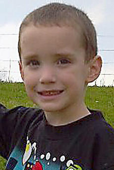 """<div class=""""source""""></div><div class=""""image-desc"""">John Lucas Richerson will celebrate his 5th birthday on Thursday April 26, 2012. He is the son of Ronnie R. and Shawna Richerson of Lebanon. His grandparents are David """"Doc"""" and Karen Spalding of Lebanon and Billy Richerson of Campbellsville. Great-grandparents are Cecelia Spalding of Lebanon and the late John A. Spalding, the late Ivo and Anna Laura Spalding and the late Luke and Bernice Richerson. John Lucas has one older brother, Justin Richerson. </div><div class=""""buy-pic""""></div>"""