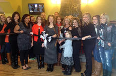 "<div class=""source"">Photo submitted</div><div class=""image-desc"">The Marion County Chamber of Commerce hosted a ribbon cutting on Saturday, Dec. 7, at Be Known Salon. Be Known Salon is located at 116 Cemetery Road in Lebanon. You may schedule an appointment by calling (270) 692-1700. Services are available for men, women and children of all ages. </div><div class=""buy-pic""></div>"