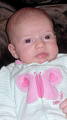 """<div class=""""source""""></div><div class=""""image-desc"""">Jeff and Amy Skaggs of Hodgenville announce the birth of a 7-pound, 1-ounce daughter, Sydney Rose Skaggs, born Jan. 22, 2014 at Hardin Memorial Hospital. Maternal grandparents are Fred and Lois Clark of Raywick. Paternal grandparents are Junior and Sybil Skaggs of Mt. Sherman. Great-grandparents are J.C. and Susie Detherage of Raywick. Sydney Rose has two sisters, Morgan and Kelsey. </div><div class=""""buy-pic""""></div>"""