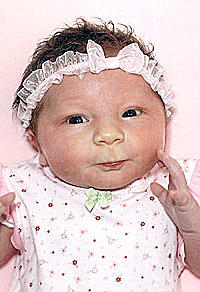 """<div class=""""source""""></div><div class=""""image-desc"""">Timothy Dale and Kellie Michelle Followell of Bradfords-ville announce the birth of an 8-pound, 7-ounce daughter, Layla Rose Followell, born July 6, 2012, at Spring View Hospital, Lebanon. Maternal grandparents are Kenny and Peggy Peerenboom of Holy Cross. Paternal grandparents are Sammy and Delores Mattingly of Lebanon. Great-grandparents are Betty Peerenboom of Louisville and Jack and Bertha Rakes of Bradfordsville. </div><div class=""""buy-pic""""></div>"""