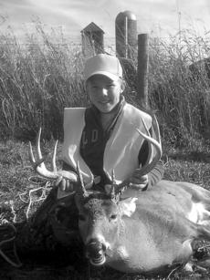 """<div class=""""source"""">submitted</div><div class=""""image-desc"""">Anthony Skaggs killed this 10-point buck opening morning of modern gun season on his grandfather's farm in Springfield. He is the son of Kim Shaver and William Skaggs. His grandparents are Tommy and Doris Spalding of Springfield and Eddie and Phyllis Skaggs of Lebanon. His great-grandparents are Lib Skaggs and Irvin Livers both of Lebanon.</div><div class=""""buy-pic""""></div>"""