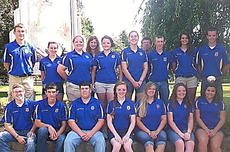 "<div class=""source"">Photos submitted</div><div class=""image-desc"">The Marion County FFA Executive team traveled to the KY FFA Leadership Training Center in Hardinsburg during the week of July 7-11.  As part of their training, members set goals for the 2014-15 school year, learned how to better run their FFA chapter and exchanged ideas with 24 other chapters from across the state.  From left bottom row:  Aaron Spalding, John Robert Purdom, Joseph Peterson, Kaitlyn Spalding, Brittany Jones, Paige Cecil and Taylor Mitchell.  Top row: Landon Russell, Kaitlyn Farmer, Kate Mattingly, Gabby Barnes, Paige Mattingly, Carrie Ann Followell, Gerard Flanagan, Joey Sandusky, Lexi Thomas and Zach Hardin. </div><div class=""buy-pic""></div>"