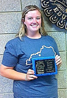 "<div class=""source""></div><div class=""image-desc"">Brittany Jones placed in the top 2 in the tractor driving competition for week 4.  She advanced to the State FFA Tractor Driving competition on July 18th and placed 4th in the state.  She is the first female in Kentucky FFA history to compete in this state event.   </div><div class=""buy-pic""></div>"
