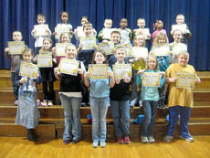 "<div class=""source"">Photo submitted</div><div class=""image-desc"">Glasscock Students of the Month for November are front row, from left, Alexandria Jeffries, Hallie Orberson, Chloe Spalding, Parker Barnett, Alexis Hoppes, Joey Coon; middle row, Wesley Followell, Morgan Schooling, Gracie Bradshaw, Conner Lee, Kamden Turner, Marisa Nulle, Jade Elder, Abi Adams; and back row, Brady Elder, Latasia Flores, Katelyn Murphy, Chase Smith, Jamarion Calhoun, Lucas Durham, CorNya Hilliard, and Brandon Estes.Not pictured are Nathaniel Scott, Mary Orberson, and Logan Coulter. </div><div class=""buy-pic""></div>"