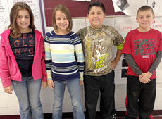 """<div class=""""source""""></div><div class=""""image-desc"""">Mrs. Edlins' 4th grade – Knights 4-H club President – Lily Thomas, vice president – Alexya Holoway, secretary – Moises Davenport, and reporter – Tyler Smith.</div><div class=""""buy-pic""""></div>"""