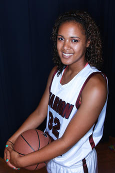 "<div class=""source"">Stephen Lega</div><div class=""image-desc"">Former Lady Knight Kyvin Goodin-Rogers will miss the 2013-14 season with the UK women's basketball team after recently being diagnosed with a pulmonary embolism.</div><div class=""buy-pic""><a href=""/photo_select/30742"">Buy this photo</a></div>"