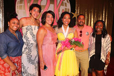 "<div class=""source"">Stevie Lowery</div><div class=""image-desc"">Leah Hazelwood is pictured with her family, including her mother, Autria Calhoun, and father, David Hazelwood.</div><div class=""buy-pic""><a href=""/photo_select/56994"">Buy this photo</a></div>"