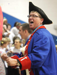 "<div class=""source"">Stevie Lowery</div><div class=""image-desc"">Carrie Tutt dressed as a patriot for the celebration last week.</div><div class=""buy-pic""><a href=""/photo_select/27034"">Buy this photo</a></div>"