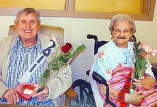 "<div class=""source"">Photo submitted</div><div class=""image-desc"">The Village of Lebanon's Valentine's Day king and queen for 2011 are Edward Wachowski and Christine Gribbins.</div><div class=""buy-pic""></div>"
