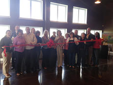 """<div class=""""source"""">Photo submitted</div><div class=""""image-desc"""">The Marion County Chamber of Commerce hosted a ribbon cutting  at WhiteMoon Winery on Thursday, April 25. WhiteMoon Winery is located at 25 Arthur Mattingly Road in Lebanon. Visit www.whitemoonwinery.com for more information.</div><div class=""""buy-pic""""></div>"""