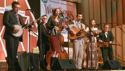 Flatt Lonesome returned to the stage this weekend at the Kentucky Bluegrass Music Festival. The group has become a fan favorite at the show.