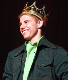Jordan Mattingly won the 8th annual Marion County High School Beta Club's Junior Mister competition Saturday evening, March 23. There were 22 young men in the show this year, which is the largest program to date. All proceeds from the event will go to the Make-a-Wish Foundation to grant the wish of 4-year-old Gage from Stanford. Gage's wish is to go to Walt Disney World Resort and meet Minnie Mouse. Gage was diagnosed with epilepsy, and born with a heart condition that makes pumping blood difficult. Gage and his parents, Dustin and Mary Amber Phillips, attended Saturday's event. It's unknown how much exactly has been raised for the Make-a-Wish Foundation, but as of Monday it was around $1,200-plus.