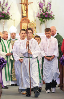 St. Charles Catholic Church celebrated its 225th anniversary this year.