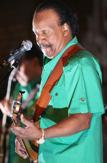 Friday night, Jimmy Church and his band performed at the Centre Square Convention Center to kick off the festival.
