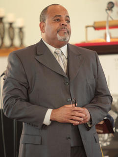 Rev. Roland Puryear was the featured speaker.