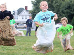 Ham Days 2015 - Children's activities and hay bale toss