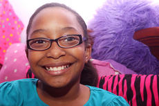 "<div class=""source"">Stevie Lowery</div><div class=""image-desc"">Imani Biggers was born with sensorineural hearing loss and began wearing hearing aids at 3 years old, but she's never let her disability hold her back.</div><div class=""buy-pic""><a href=""/photo_select/25519"">Buy this photo</a></div>"